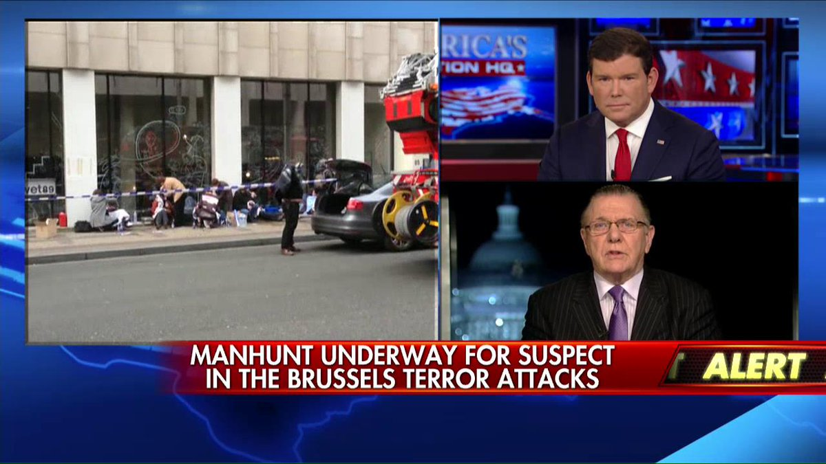 """General Jack Keane: """"The threat [of ISIS] is expanding and we have no strategy to stop it."""""""