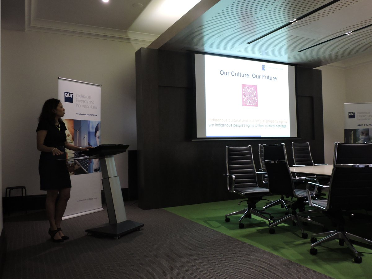 Thumbnail for Indigenous Intellectual Property: QUT Book Launch and Forum