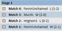 Mtgo Matchmaking