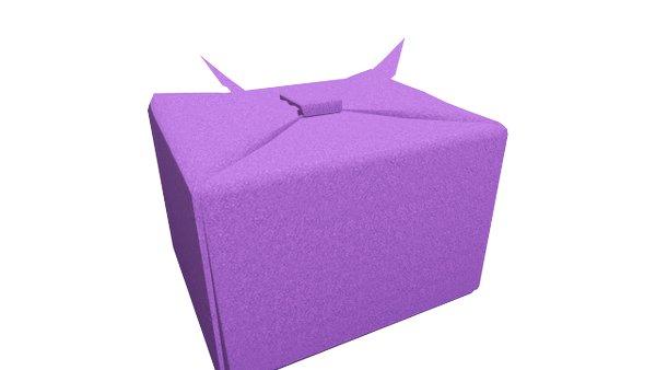作って放置してたもの1 『お土産の箱』