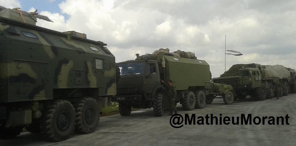 راجمات BM-30 Smerch في سوريا  CeO_YYfW4AAYJLw