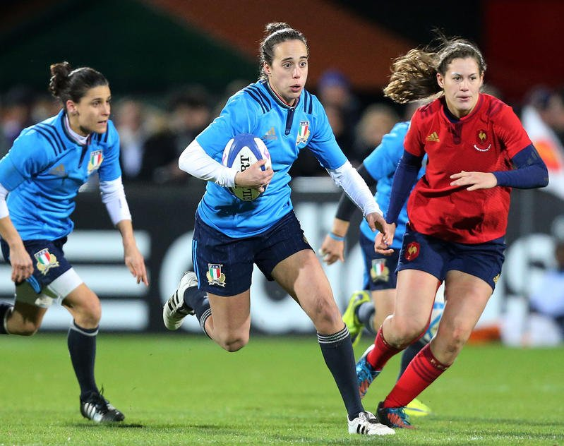 Nazionale femminile Sei Nazioni 2016