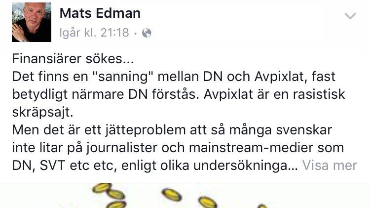 Anders Lindberg on Twitter