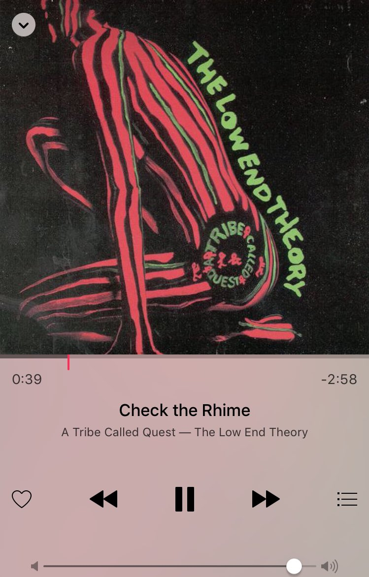 RIP #PhifeDawg . Thank you for albums that accompanied some of the best days of my life. Track of the Day: https://t.co/nJHpWTW6fd