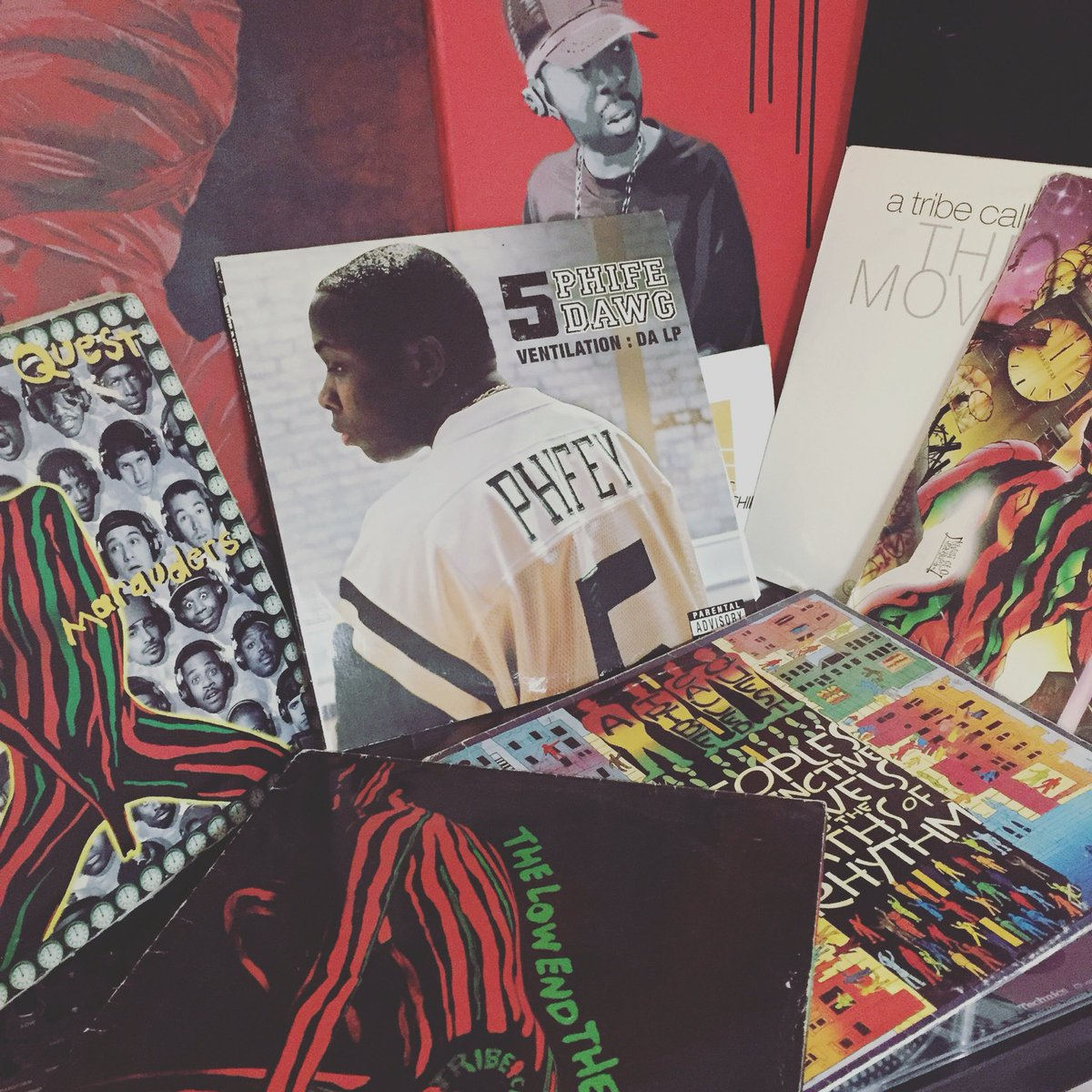 All of this before the age of 30. Rest in power #Phife https://t.co/ISg1oJRklW