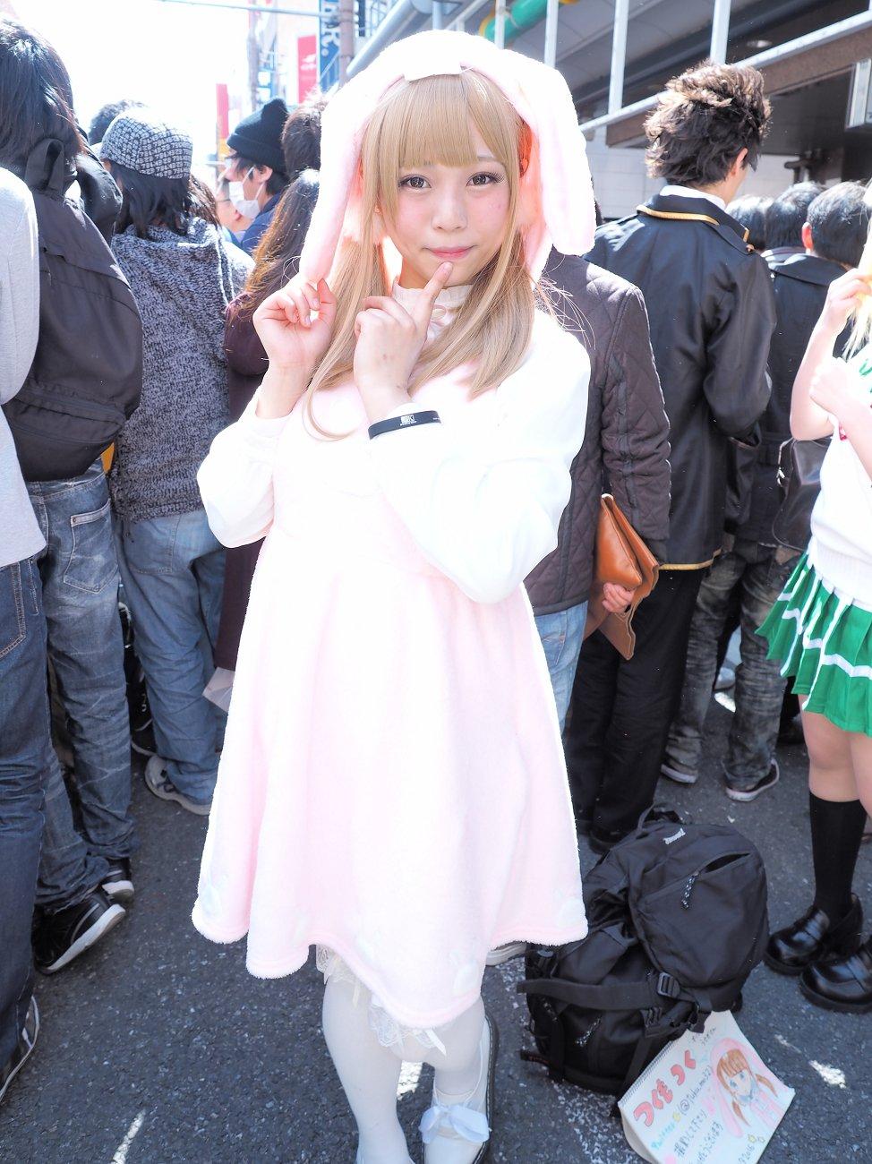 画像,つくもつくさん(@tuku_mo32 )オリジナルうさぎさんストフェスでも撮影させていただきありがとうございました(礼)#ストフェス #ストフェス2016 #ス…