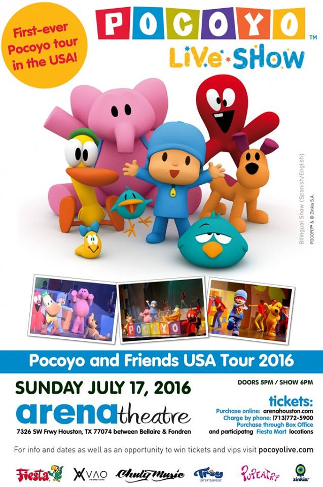 Pocoyo_us on Twitter \ Pocoyo and his friends are going to visit us on July 17! Buy your tickets on //t.co/c80XS0zuIC @Pupeatry ...  sc 1 st  Twitter & Pocoyo_us on Twitter: \