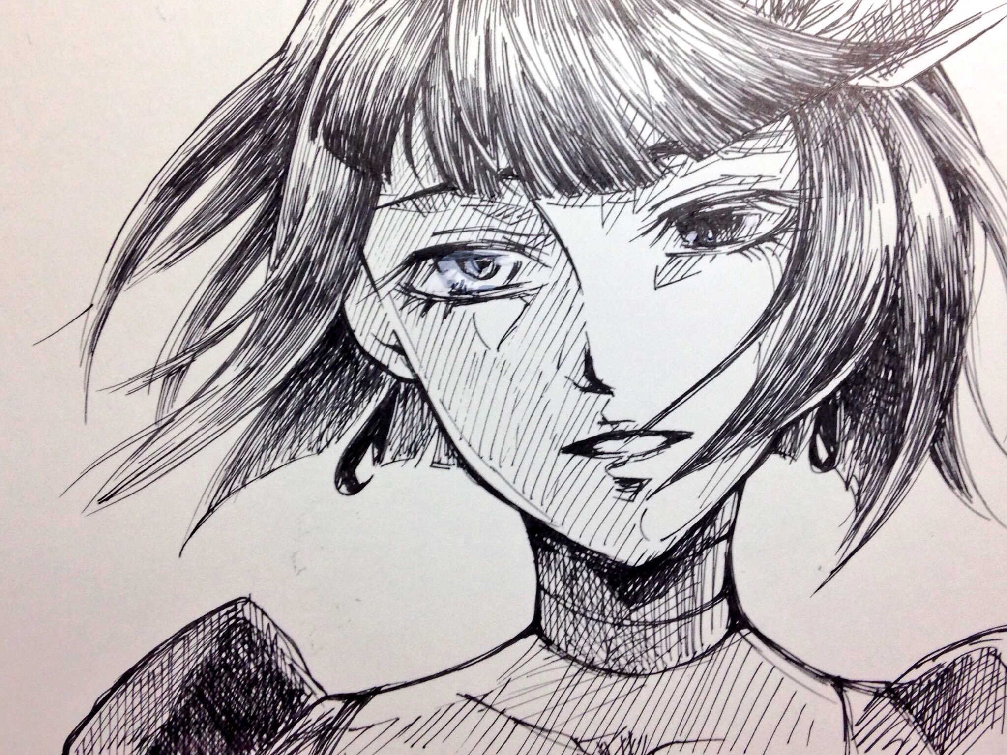 うつぼ (@u_tsu_bo)さんのイラスト