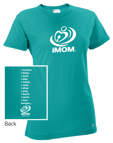 Retweet and follow for a chance to win an #imom t-shirt! Winner announced later today. https://t.co/1YmHiC4xuh