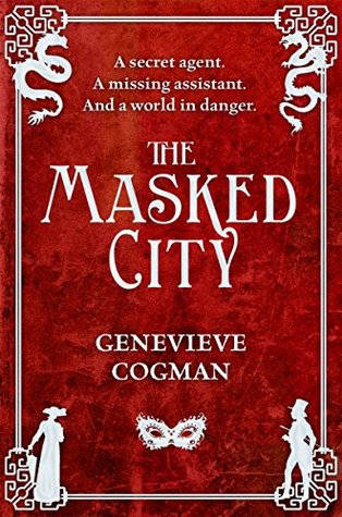 UK readers, @GenevieveCogman's THE MASKED CITY is only .99 on #kindle for a limited time! https://t.co/EHCWVTTzsf https://t.co/3AMjCmQfO0