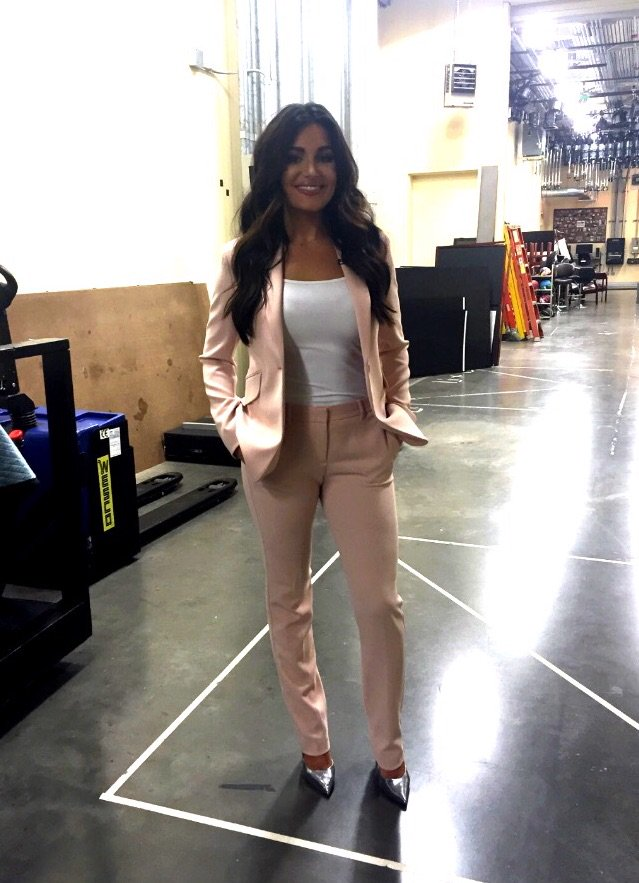 Molly Qerim Rose On Twitter Suited Booted Https T Co