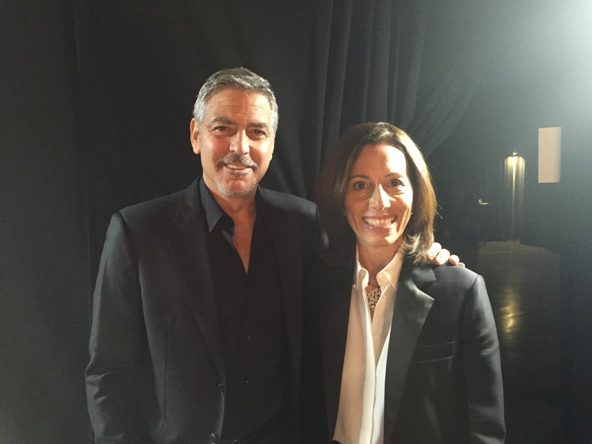 About to go on stage with #GeorgeClooney at #AdobeSummit https://t.co/1W5MhzrIIo