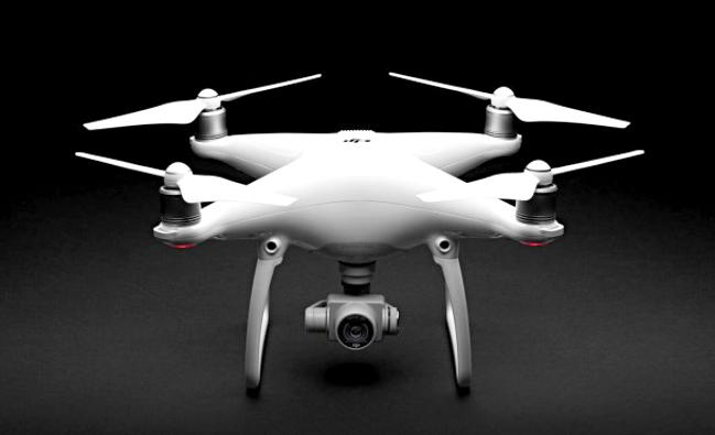Drone DJI Phantom 4 Video Youtube