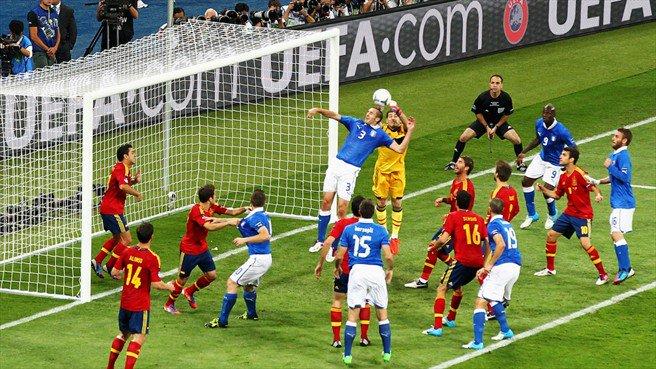ITALIA-SPAGNA Video Rojadirecta Streaming, dove vedere la partita di calcio in Diretta TV