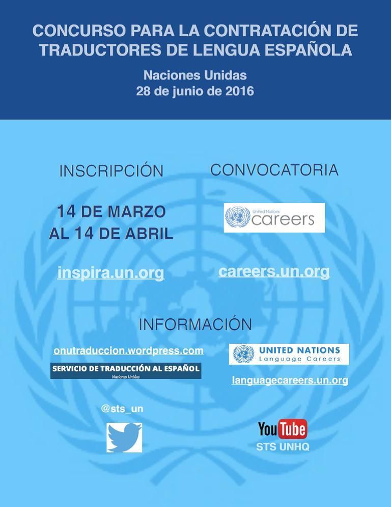 ¿Eres traductor de español?. Ayúdanos a difundir nuestro trabajo. Preséntate al concurso https://t.co/1qNQFbSZRX https://t.co/kaEBXfiTfe