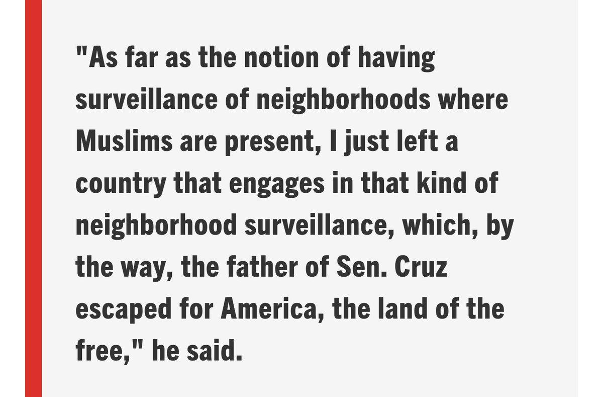 """President Obama, Who Has Run Out of F*cks, Just Burned Ted Cruz"" https://t.co/j6OkFjIVct v @seldo @ealvarezgibson https://t.co/yruKakCAHk"