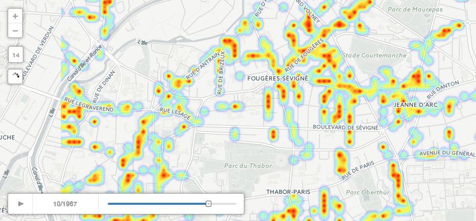#datasprintAAF #teasing #dataviz #Rennes #archives #datalove https://t.co/Ua96l4Cu14