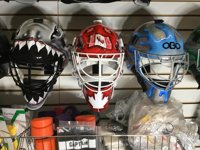 Just Field Hockey On Twitter Check Out Our Custom Goalie Helmets