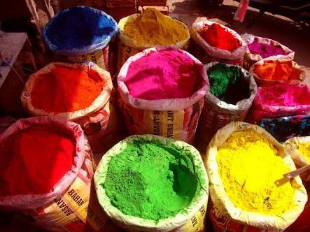 Keep it dry...keep it safe....celebrate with a conscience....#happyholi