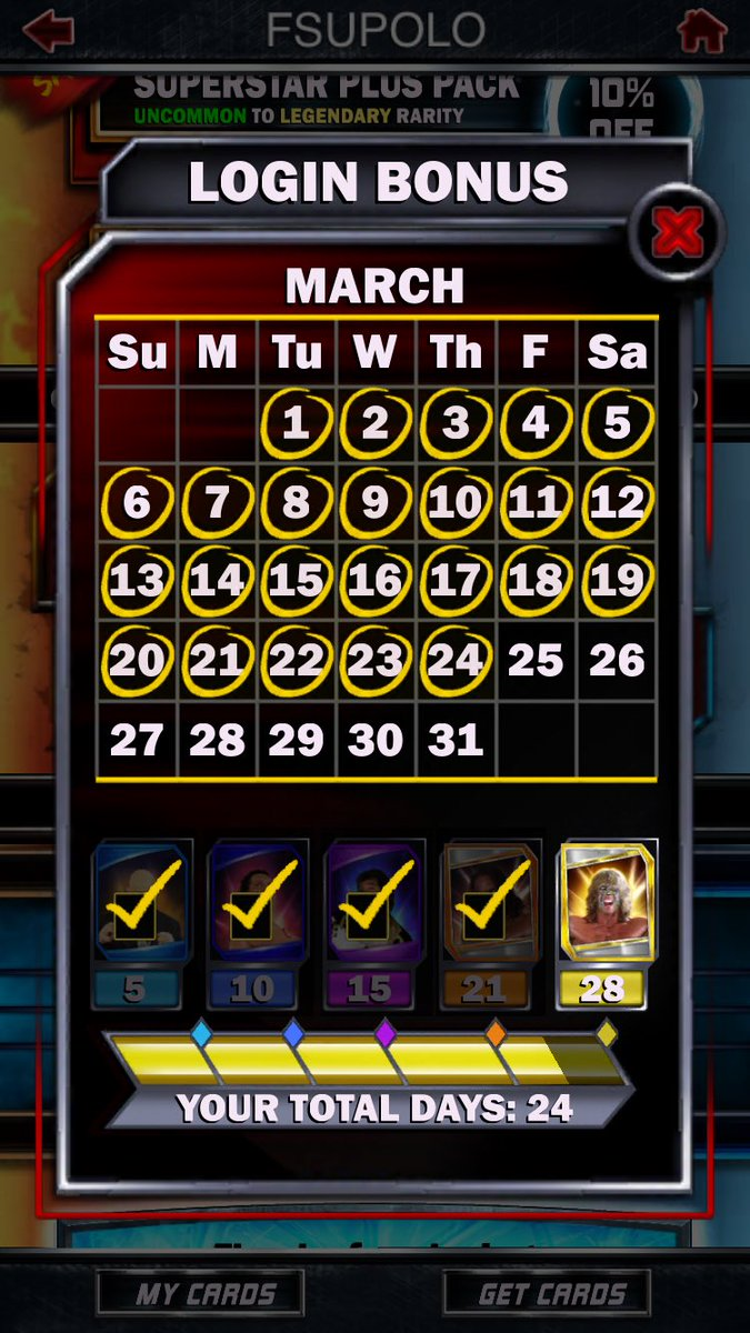 Wwe Supercard Qr Code 2017 Pictures To Pin On Pinterest