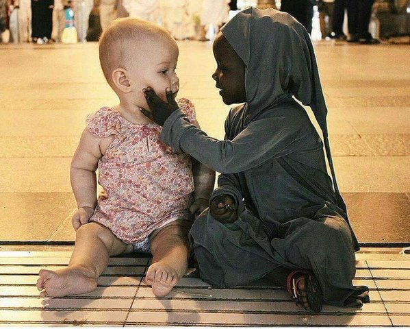 Humanity should be our race. Love should be our faith. via @Fascinatingpics https://t.co/BPeTAA9Was