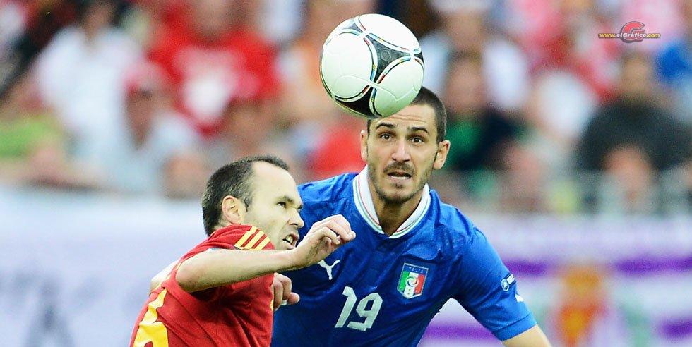 Italia-Spagna Streaming, vedere Diretta Calcio Gratis Oggi in TV