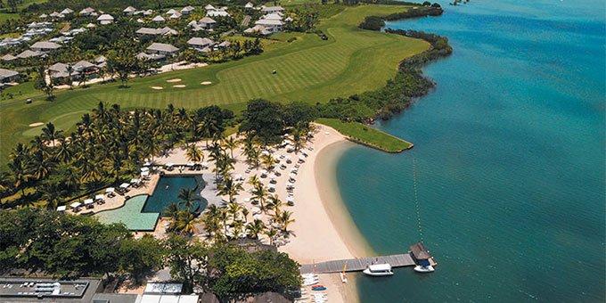Mauritius a tutto golf