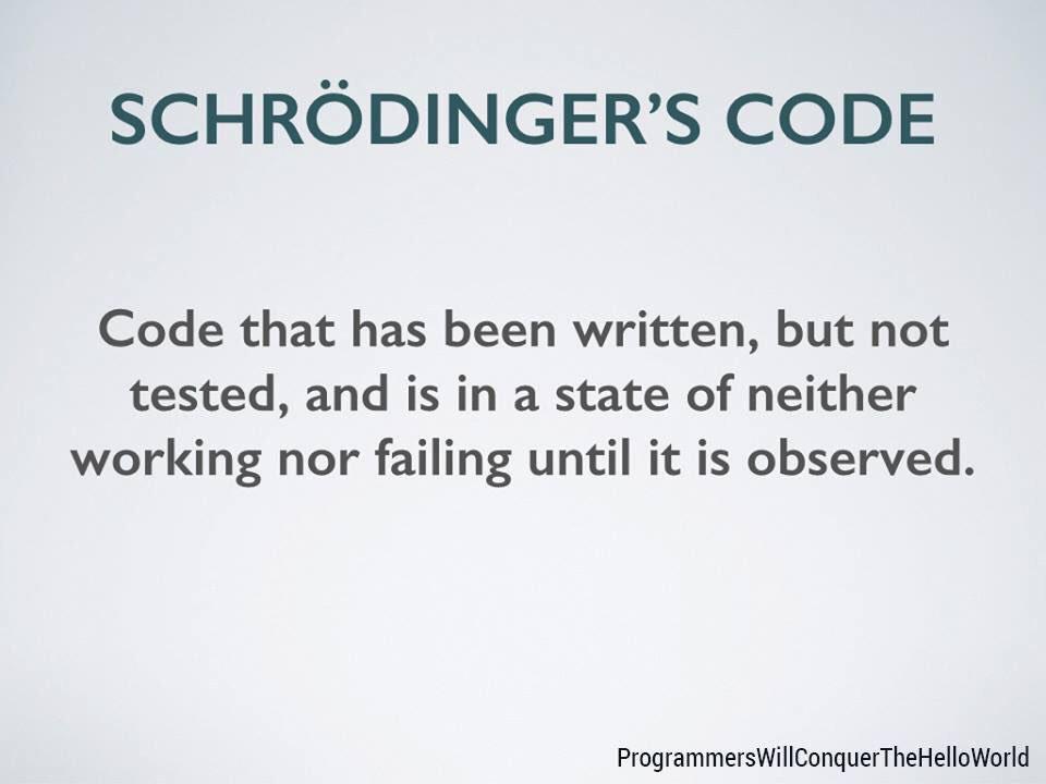Код Шрёдингера