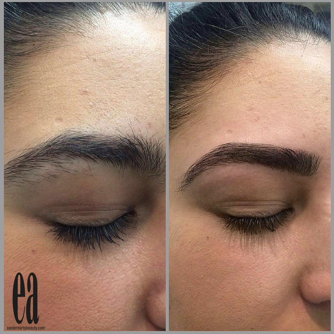 Eastern Arts Beauty On Twitter Have You Tried Eyebrow Threading