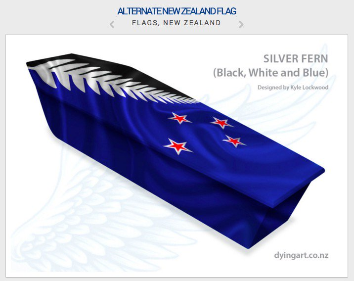 New Zealand flag vote – as it happened | World news | The Guardian