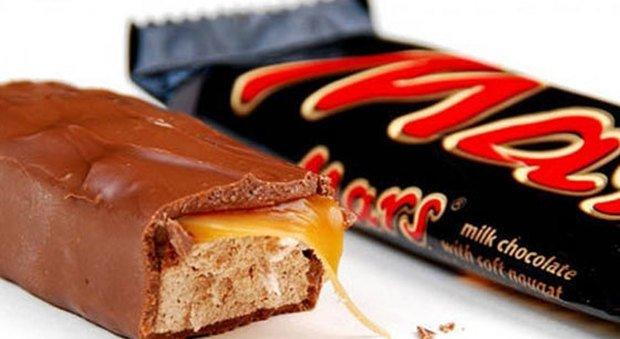 OGM nel cioccolato Mars
