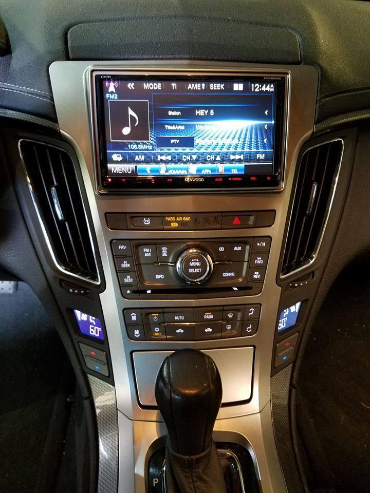 Cadillac 2008