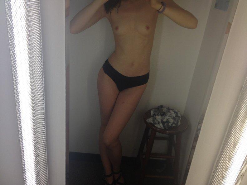 Ali Michael Nude Selfie