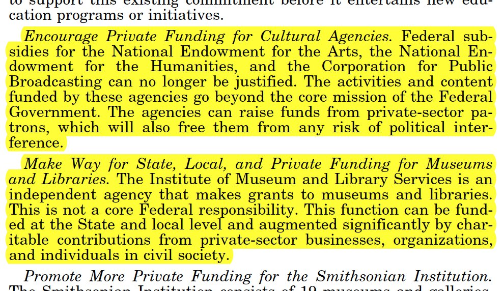 This proposed House budget is a big deal for the cultural sector.  https://t.co/fo3u1ZN8pD  #museumsadvocacy https://t.co/pPU1UutCnE