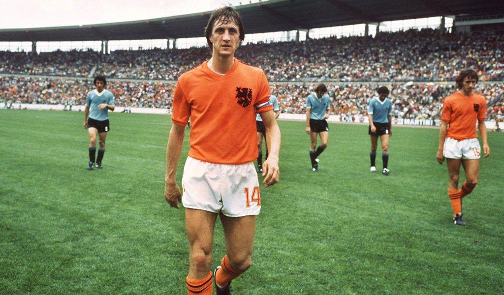 E' morto Johan Cruyff, leggenda del calcio olandese