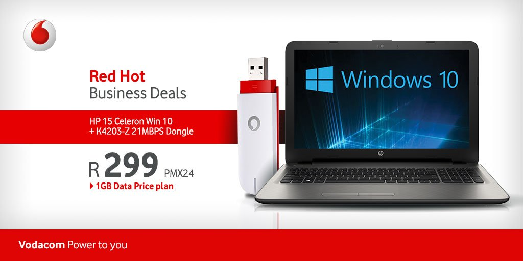 Vodacom Laptop Deals Vodacom Induced Info
