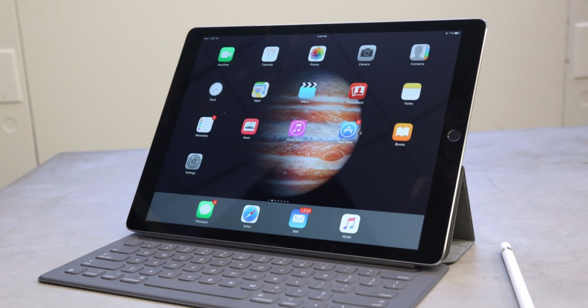 Apple offering Office 365 as an iPad Pro 'accessory'