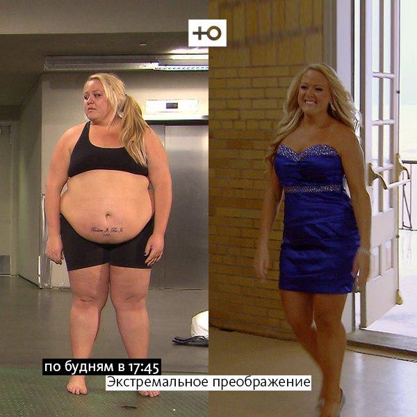 Экстремальное Преображение В Похудении. Экстремальное похудение - программы быстрого преображения