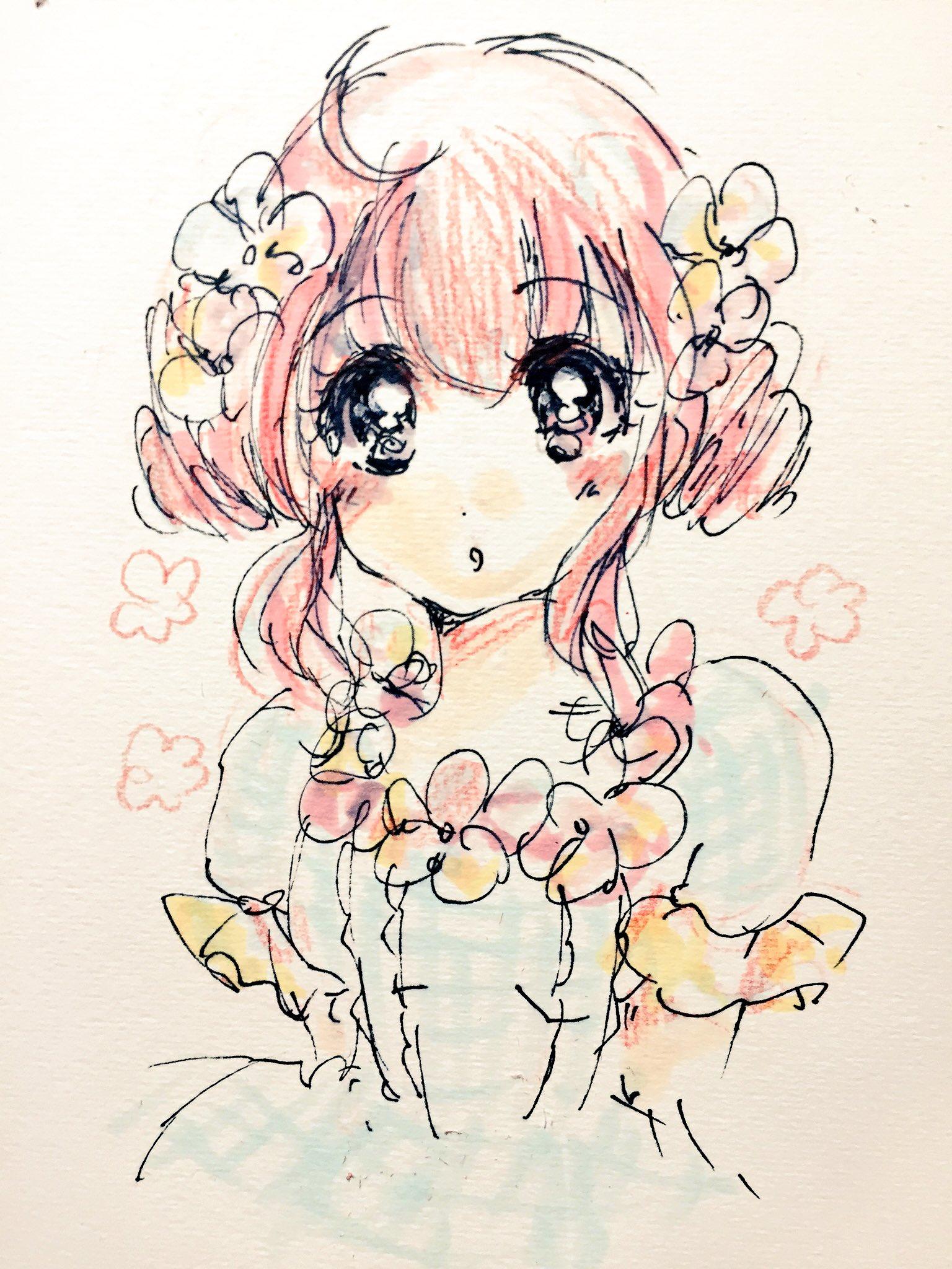 佐野りお@さくらんぼカーニバル開催中 (@cmw_rrk)さんのイラスト