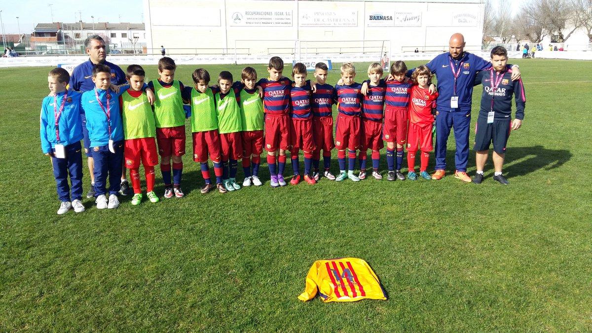 FC Barcelona - Masia on Twitter