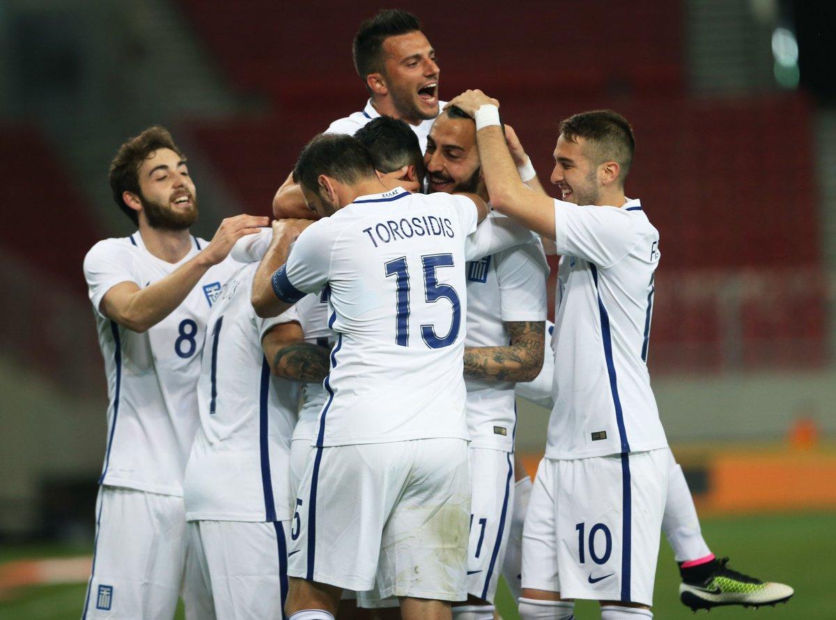 Video: Hy Lạp vs Montenegro
