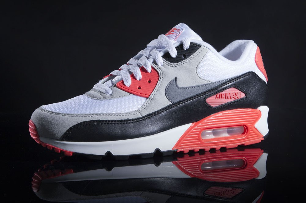 nike air max 90 infrared champs sneakers