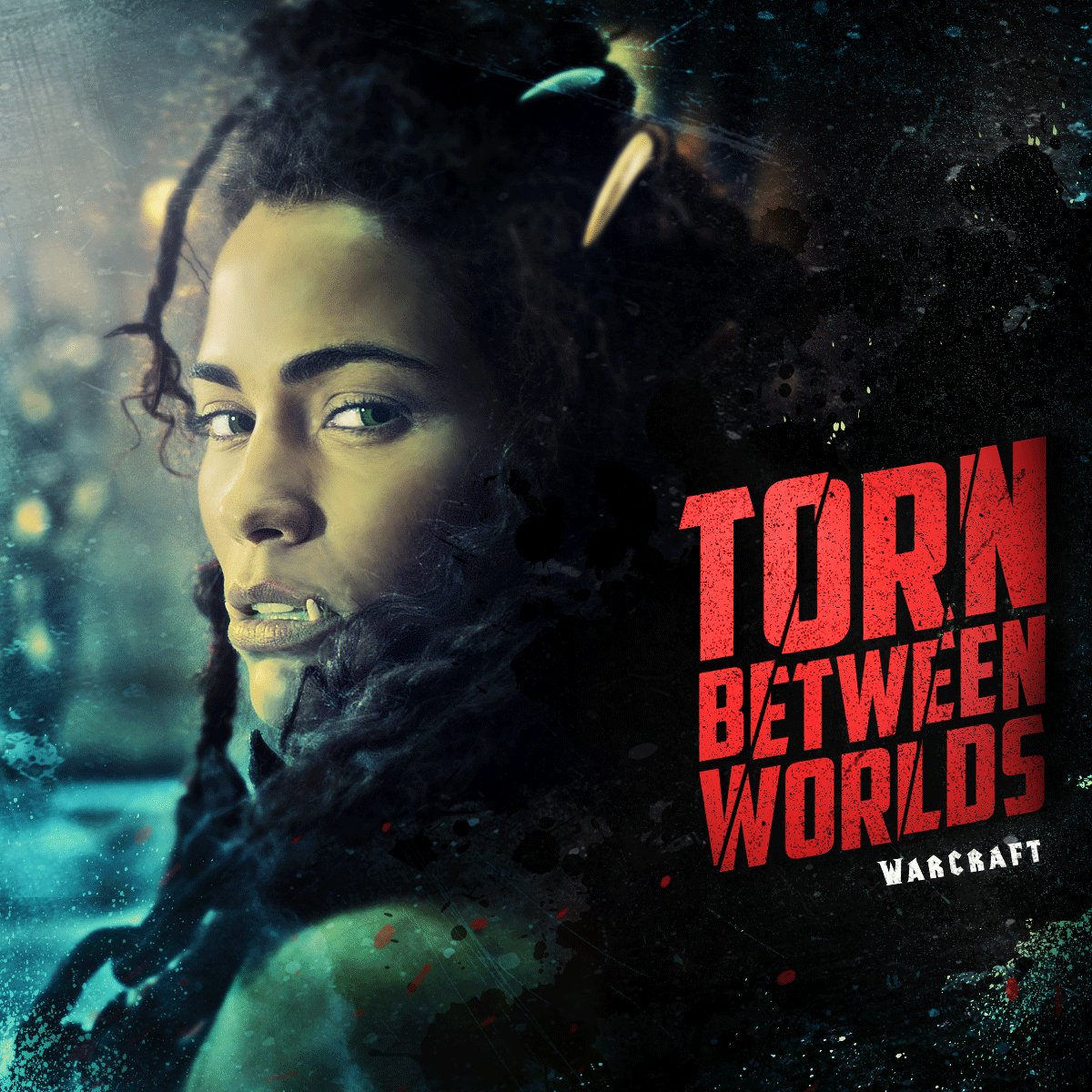Oliver New Footage Of Paula Patton S Garona From Warcraft And