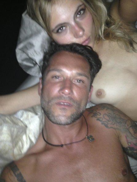Allegra Carpenter Naked Selfie
