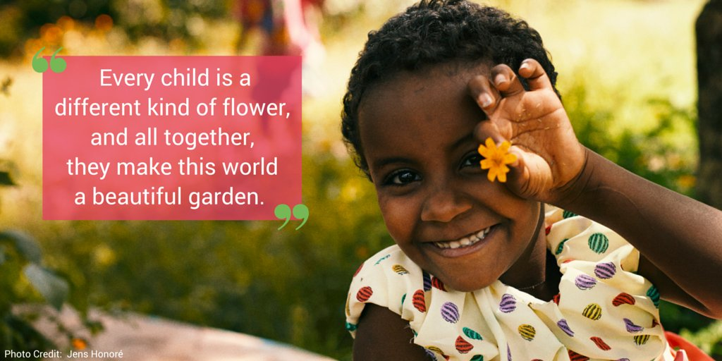 Sos Childrens Villages Usa On Twitter Every Child Is A Different