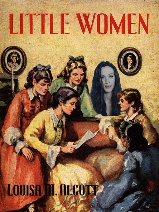 Jagged Little Women #90sABook https://t.co/xlD6JvaXGo