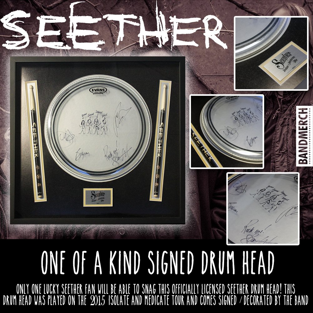 Seether on Twitter: