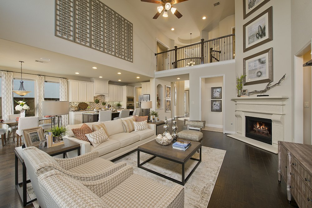 Perry Homes Cross Creek Ranch Avie Home