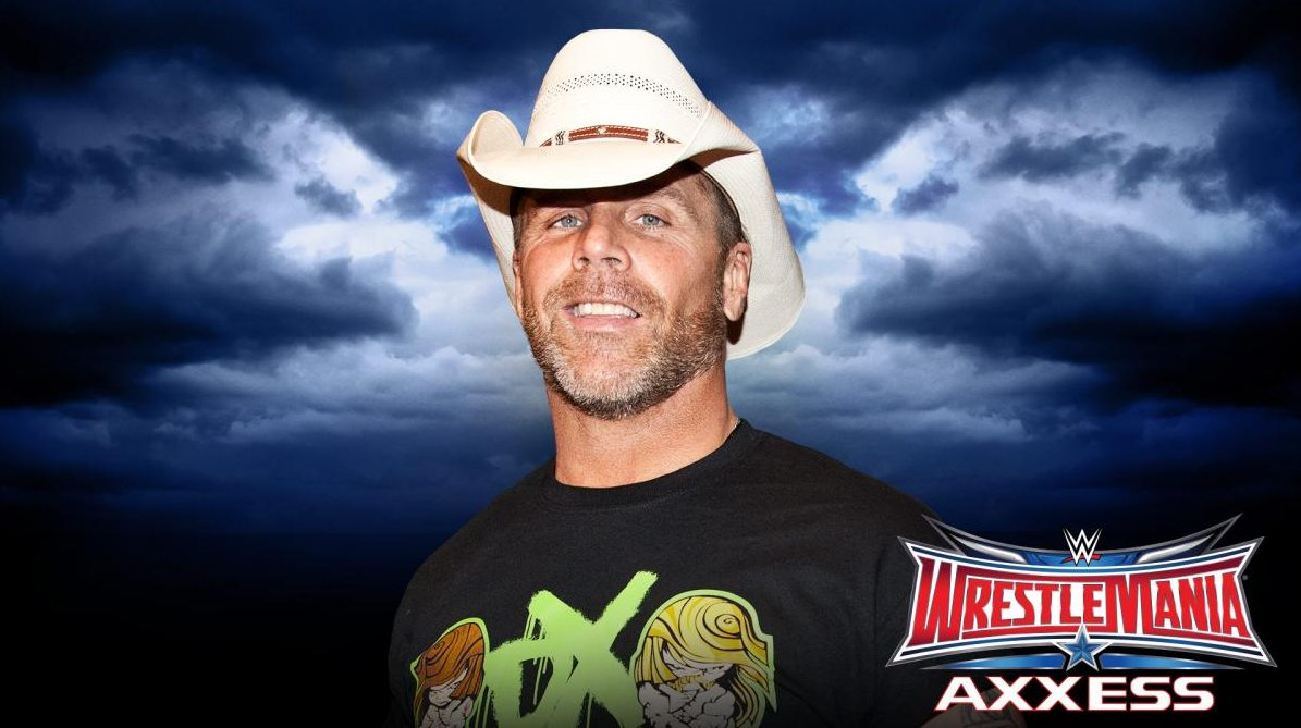 Wwe on twitter hbk shawnmichaels is heading to wrestlemania wwe on twitter hbk shawnmichaels is heading to wrestlemania axxess on sunday april 3 httpstuixuz2rhxe wrestlemania httpstay4renrh2o m4hsunfo Image collections