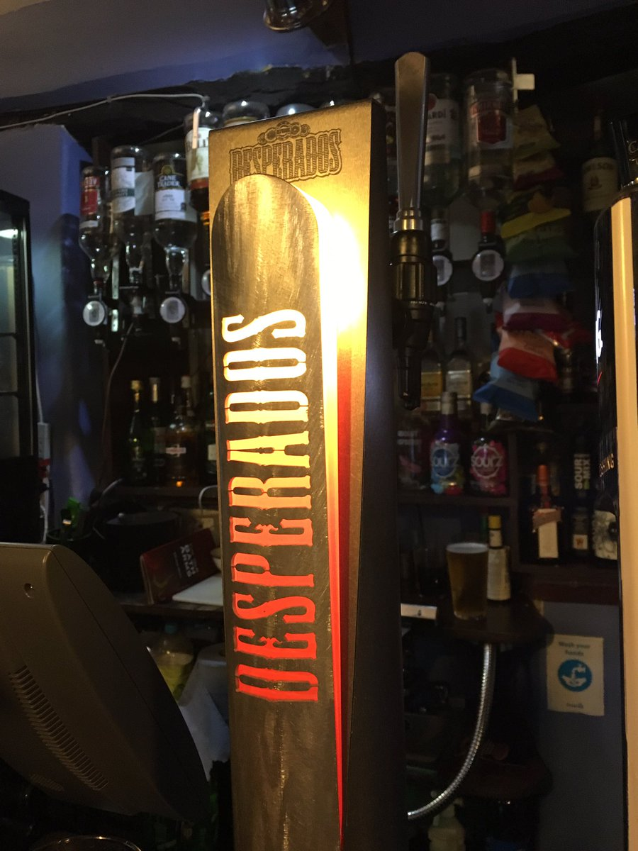 Tolchards On Twitter Desperados On Tap Oldbath Arms Frome Stock Just Arrived Get It Quick Obafrome Https T Co Lh1rn2stoa